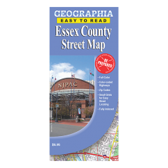 Essex County (NJ) Street Map