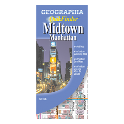 Midtown Manhattan (NY) Quikfinder