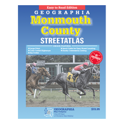 Monmouth County (NJ) Street Atlas