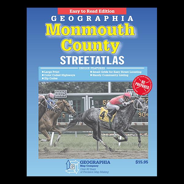 Monmouth County (NJ) Street Atlas  1