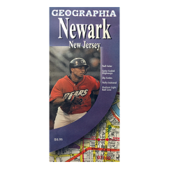 Newark (NJ) City Map