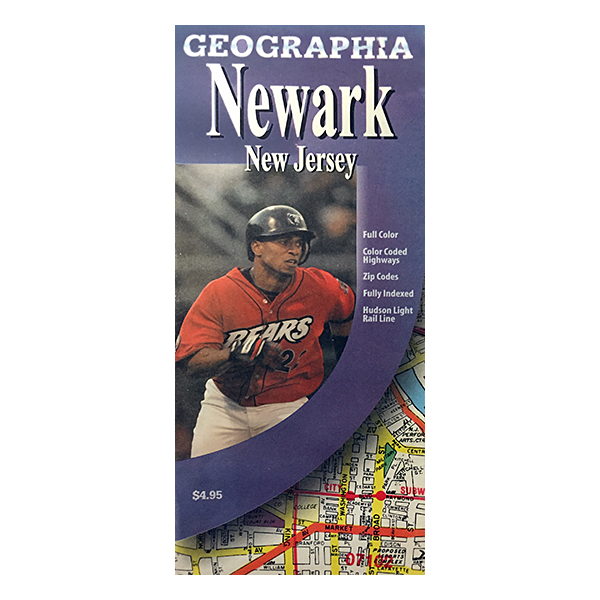 Newark (NJ) City Map  1