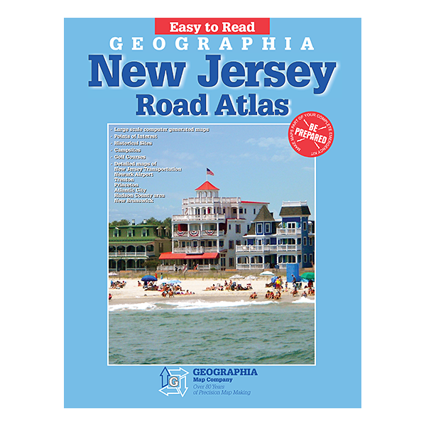 New Jersey State Atlas 1