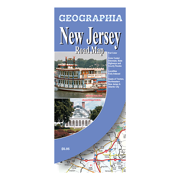 New Jersey State Map  1
