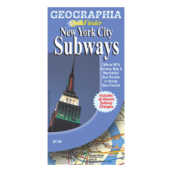New York City Subway Quikfinder