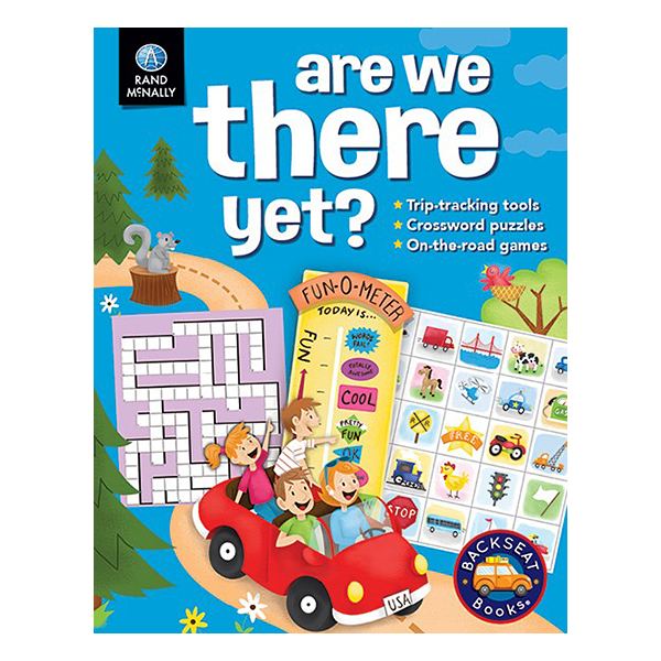 Rand McNally – Are We There Yet ? 1