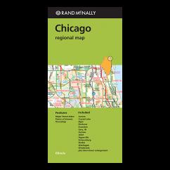 Rand McNally - Chicago & Vicinity (IL) Street Map