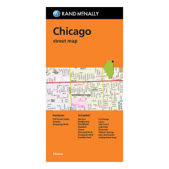 Rand McNally - Chicago (IL) Street Map
