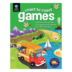 Rand McNally - Coast To Coast Games