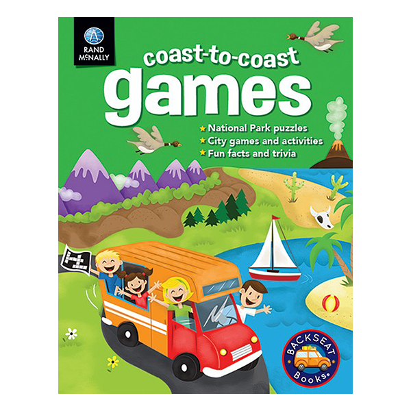 Rand McNally – Coast To Coast Games 1