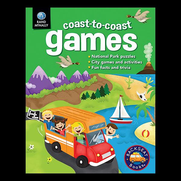 Rand McNally – Coast To Coast Games 1