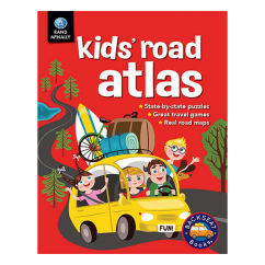 Rand McNally - Kids' United States Road Atlas