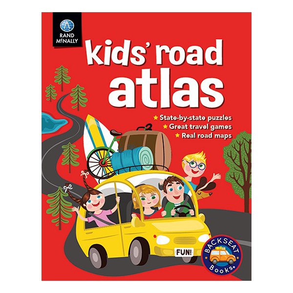 Rand McNally – Kids' United States Road Atlas 1
