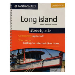 Rand McNally - Long Island Streetguide