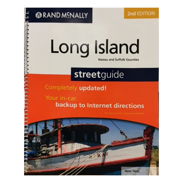 Rand McNally – Long Island Streetguide 1