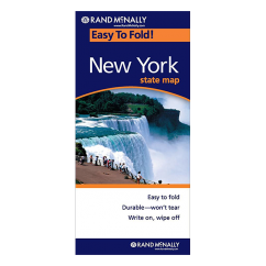 Rand McNally - New York State Easyfinder