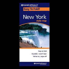 Rand McNally - New York State Easyfinder
