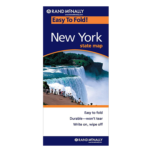 Rand McNally – New York State Easyfinder 1