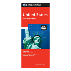 Rand McNally - United States Map