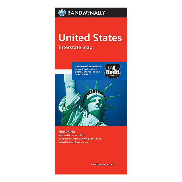 Rand McNally – United States Map 1