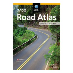 Rand McNally Road Atlas 2020