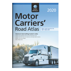 2020 Rand McNally Motor Carriers' Road Atlas