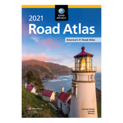 2021 Rand McNally Road Atlas