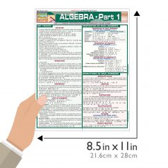 product-image-quickstudy-algebra-part-1-laminated-study-guide-04
