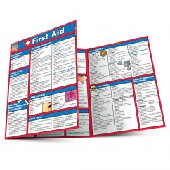 QuickStudy | First Aid Laminated Reference Guide