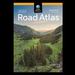 Rand McNally Road Atlas 2022